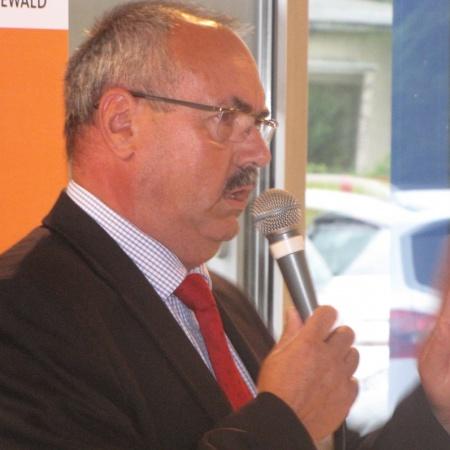 4. Wirtschaftstalk im Autohaus Barkowsky