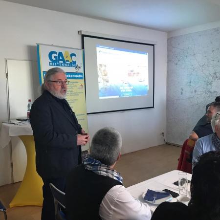 19.02.19 - Unternehmerfrühstück bei GAAC