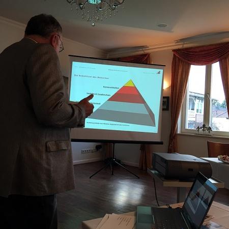 Vortrag zur Orts- und Standortentwicklung ländlicher Kommunen